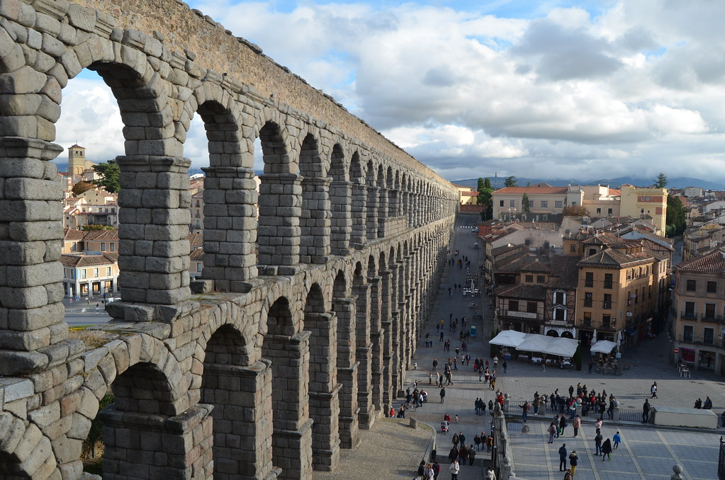 day tour to segovia from madrid